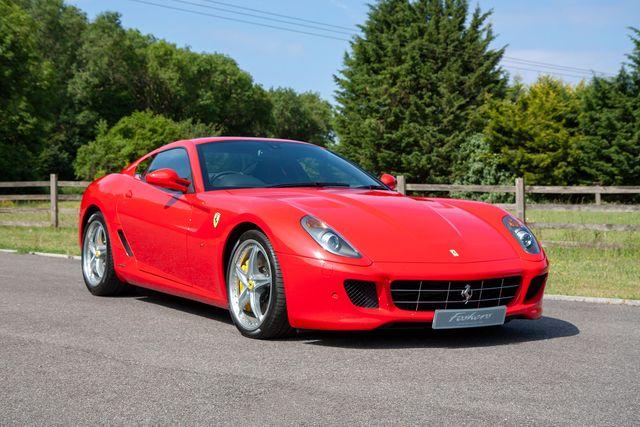 2013 Ferrari 599 GTB HGTE
