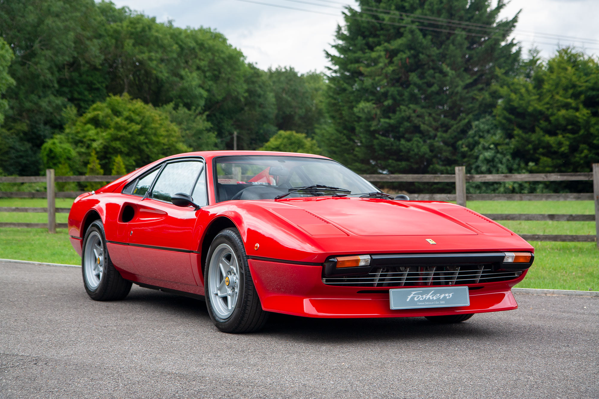 1979 Ferrari 308 Gtb For Sale Kent London Foskers