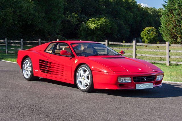 1995 Ferrari 512 TR
