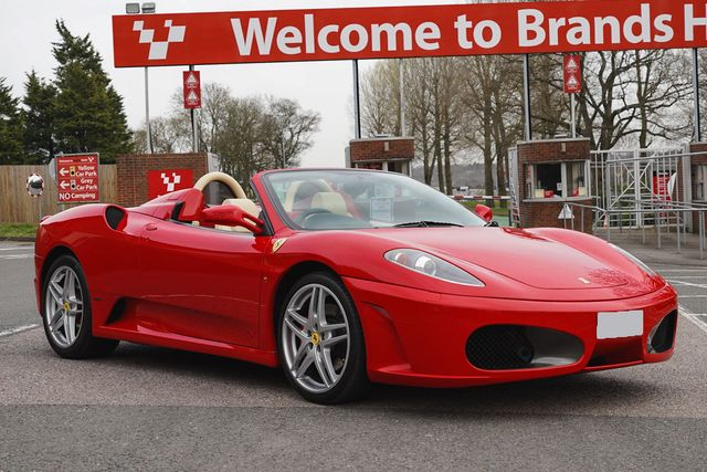 2005 Ferrari F430 Spider 6-Speed Manual